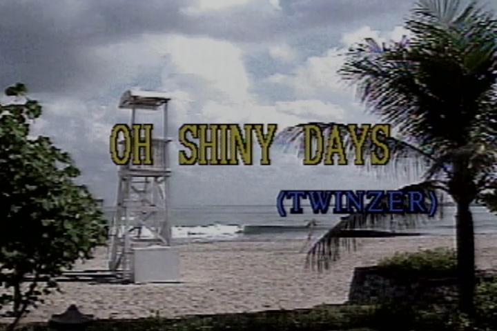 OH SHINY DAYS