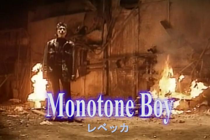 Monotone Boy