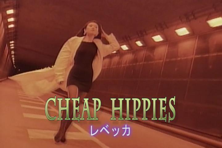 CHEAP HIPPIES