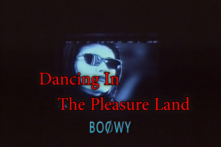 Dancing In The Pleasure Land