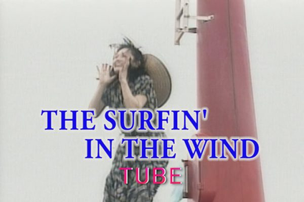 THE SURFIN' IN THE WIND