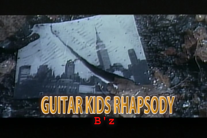 GUITAR KIDS RHAPSODY