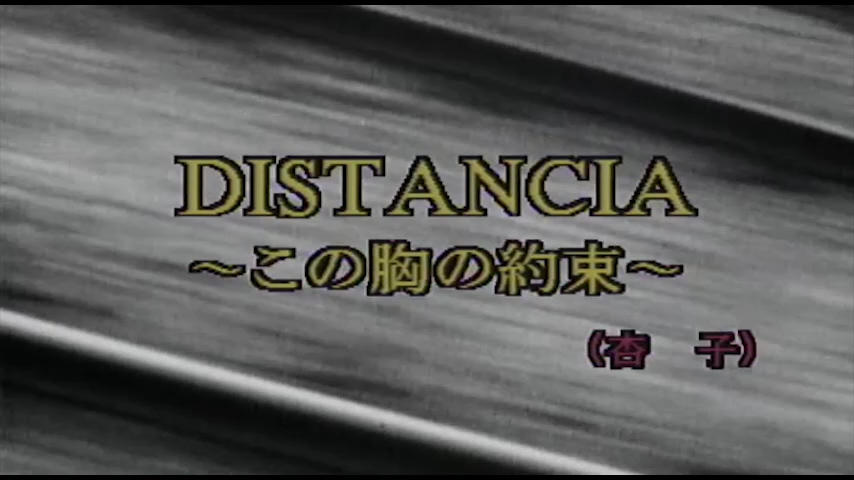 Read more about the article DISTANCIA