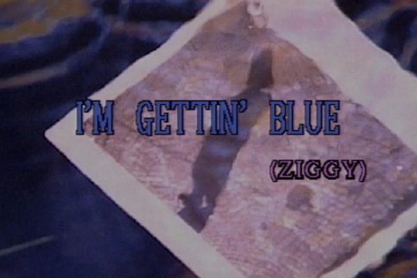 I'M GETTIN' BLUE