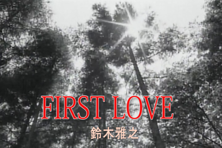 Read more about the article FIRST LOVE