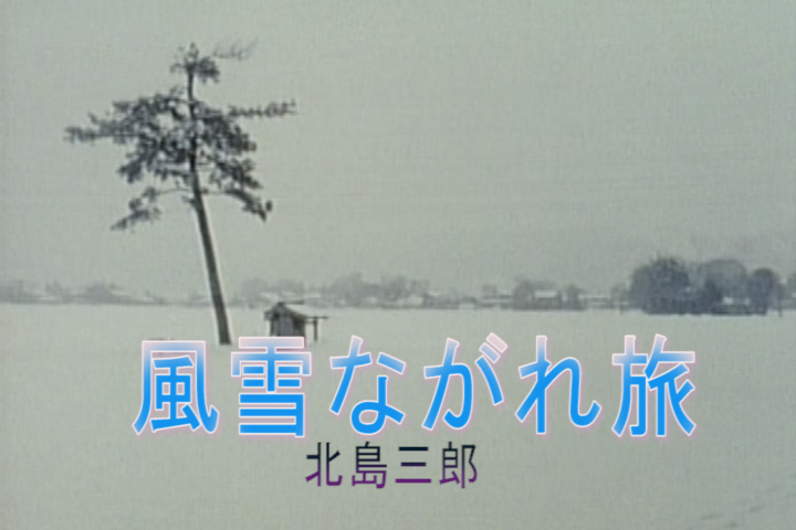 Read more about the article 風雪ながれ旅