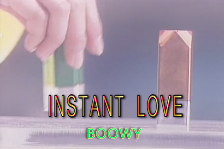 Read more about the article INSTANT LOVE