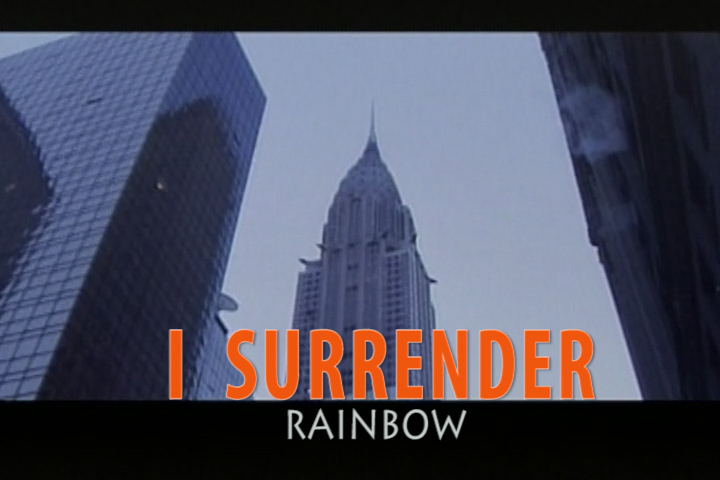 Read more about the article I  SURRENDER