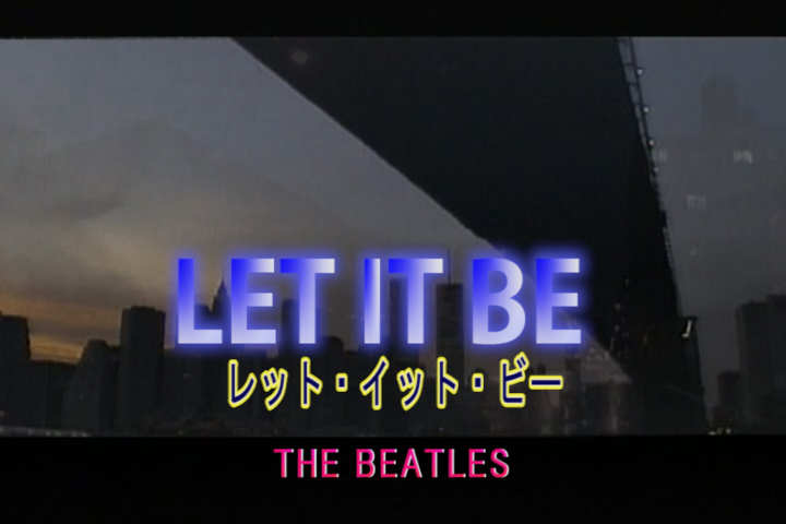 Read more about the article LET IT BE