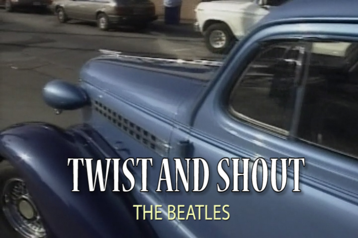 Read more about the article TWIST AND SHOUT