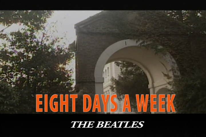 Read more about the article EIGHT DAYS A WEEK