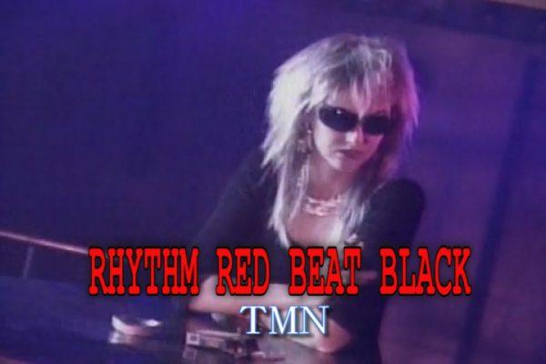 RHYTHM RED BEAT BLACK