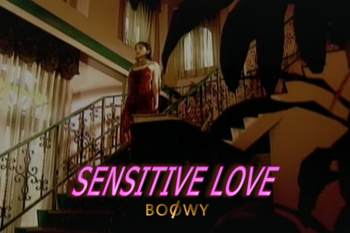 Read more about the article SENSITIVE LOVE