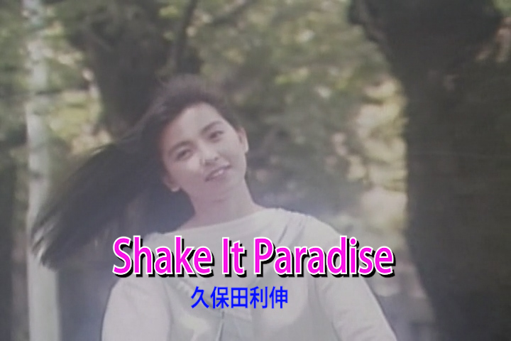 Read more about the article Shake It Paradise