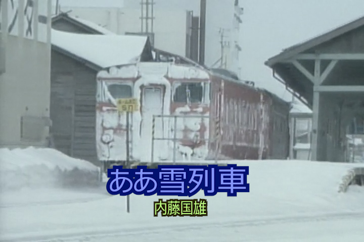 Read more about the article ああ雪列車