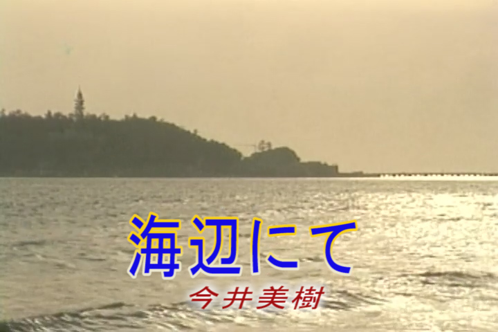 Read more about the article 海辺にて